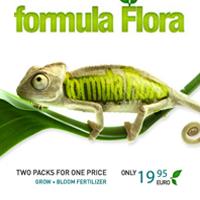 Formula Flora Banner