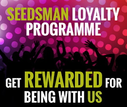Seedsman Loyalty Points