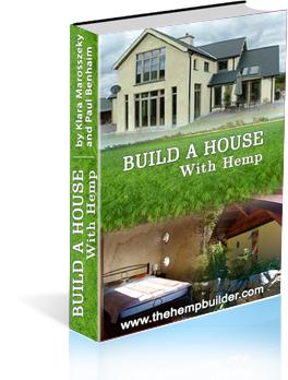 Build A House Of Hemp