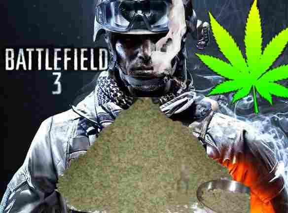 Smokin Battlefield 3 Simulator