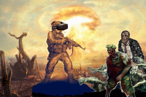 Oculus Rift Zombies