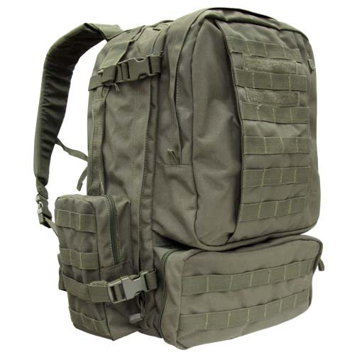Bug out Bag - Condor 3 Day Assault Pack