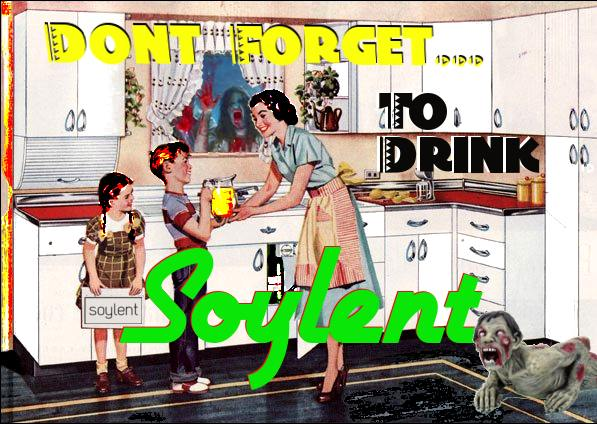 Drink Make Soylent