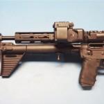 Kel-Tec Sub 2000 - Light and Compact Zombie Defense!