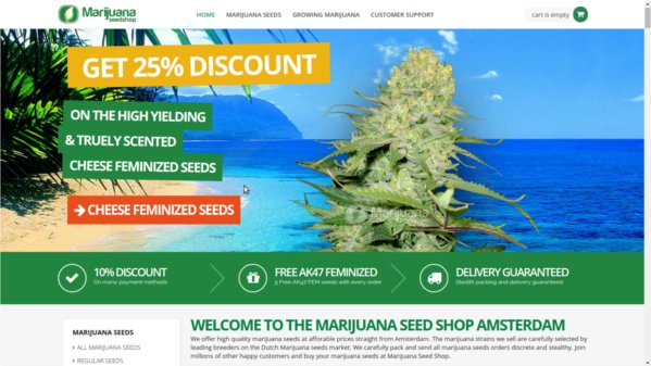 marijuana seeds shop