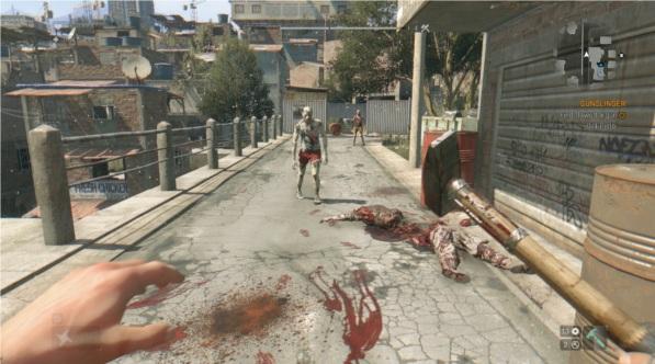 dying light street brawl