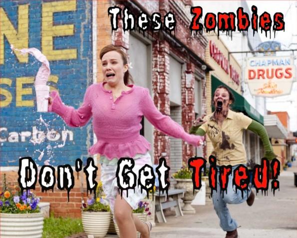 Zombie Apocalypse run