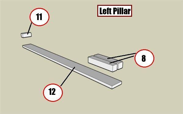 S2_ Left Pilars